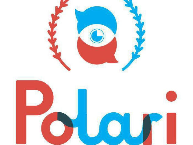 cropped logo of Polari Film Festival
