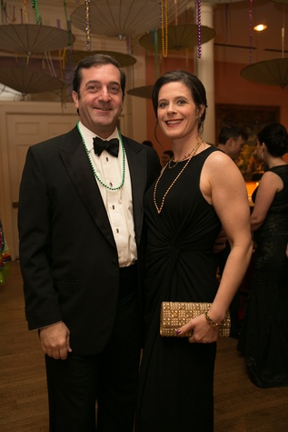 Junior League Gala, Feb. 2016, Michael Kezirian, Susanna Kise