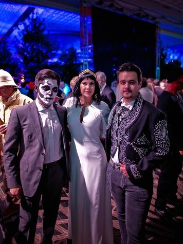 Houston, Orange Show gala, Oct 2016, Nicolas Duran, Mariana Debes, Patricio Sayrols