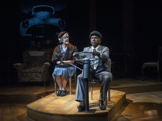 Stages Repertory Theatre presents Driving Miss Daisy