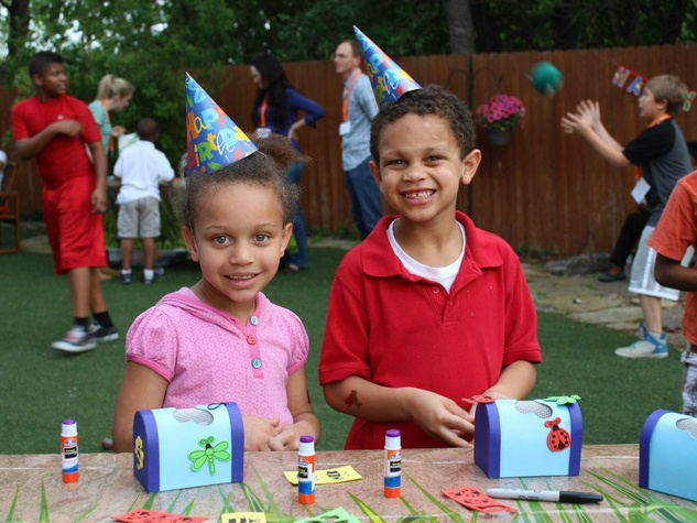 The Birthday Party Project in Dallas