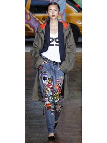 10 Fashion Week spring summer 2013 DKNY