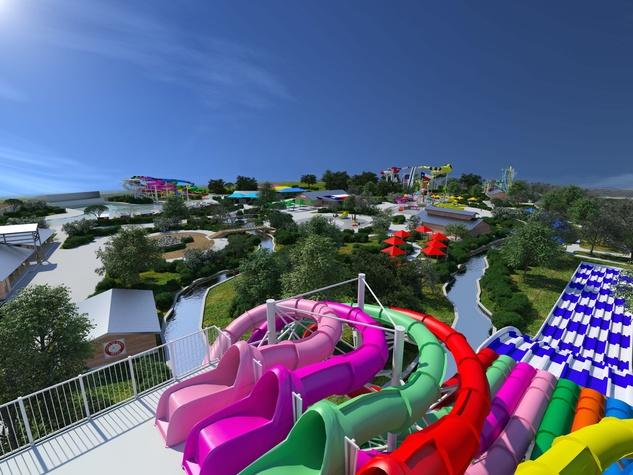 Typhoon Texas slide view