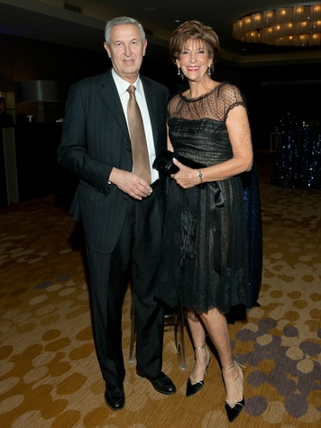 Arnold and Susan Levy, Yes Event