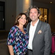 17 Lisa Gochman and Jared Lang at the West Ave Turns Pink party October 2013