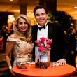 Catherine Awtrey, Mike Cieri at Crystal Charity Ball 2013