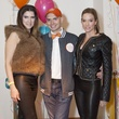 Angela Choquette, Julian Leaver, Cary Deuber, Birthday Party Project Turns 3