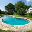 On the Market Renee Zellweger 1774 house in Connecticut September 2014 pool