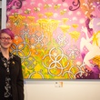 News, Shelby, Muir Gallery mural party, July 2015, Rachel Bryant