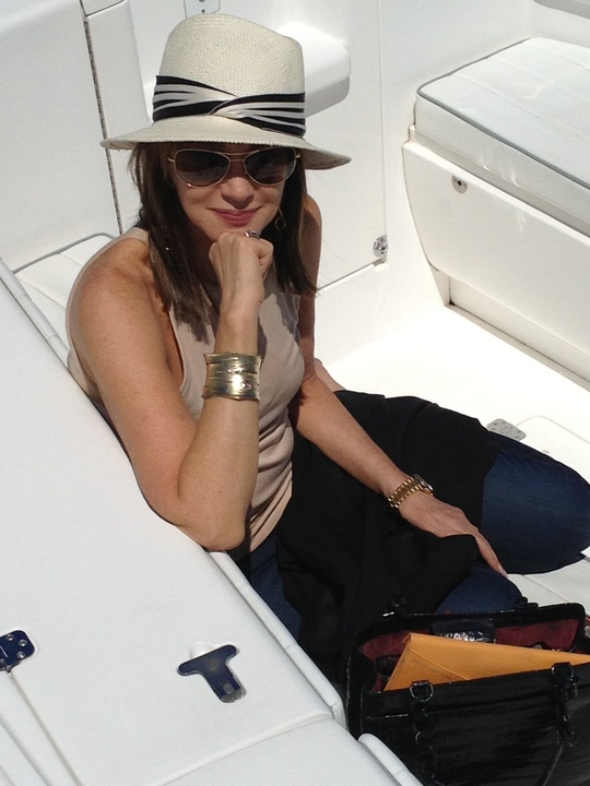 News, Shelby, Successful Women vacation, June 2015, Janet Gurwitch