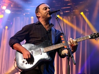 "Dave Matthews Band 2014 Summer Tour ""A Very Special Evening With Dave Matthews Band"""