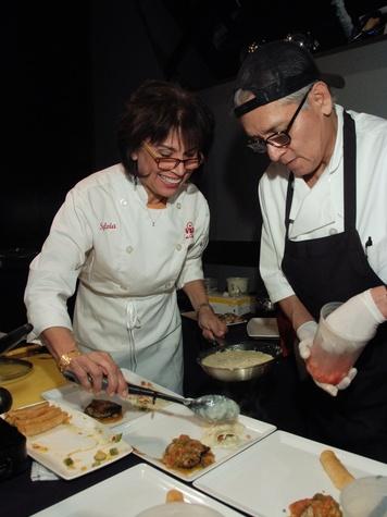 36 Sylvia Casares at the Bon Vivant Dinner January 2014