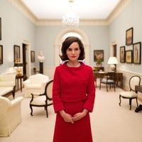 Natalie Portman's as Jackie Kennedy in Jackie