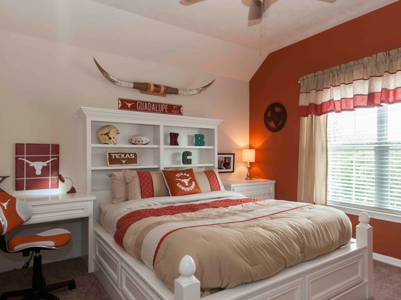Texas Longhorn Bedroom Decor - Home Design Ideas and Pictures
