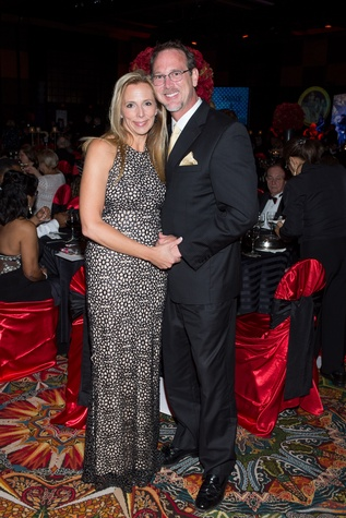 16 Kimberly Sweet and Jeff Hastings at the Covenant House Gala March 2015