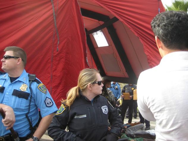 Occupy Houston Port