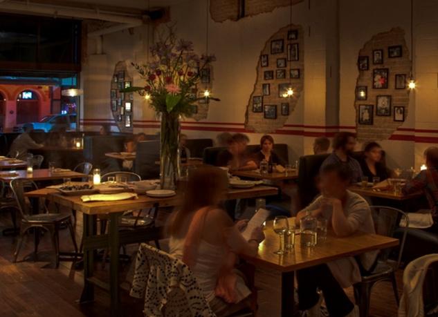 Austin Photo: Places_Food_parkside_interior