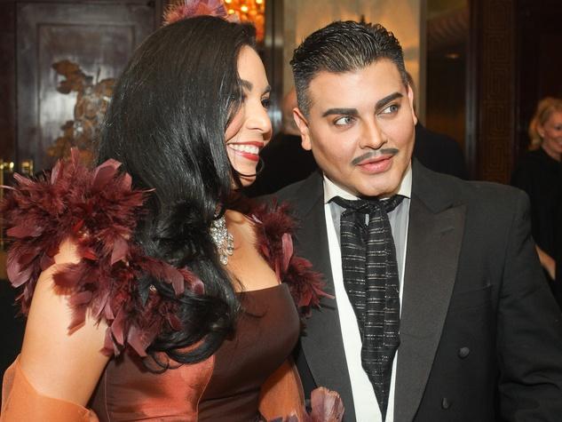 News_Stages Repertory Theater Gala_March 2012_Enid Sanchez_Edward Sanchez