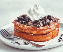 IHOP Oreo Cheesecake French Toast