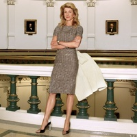 Wendy Davis Vogue September issue
