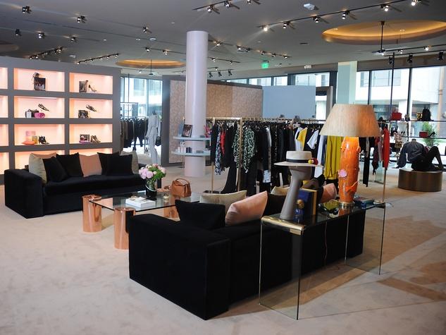 The Webster Houston Galleria interior