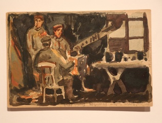 Postcards from Trenches