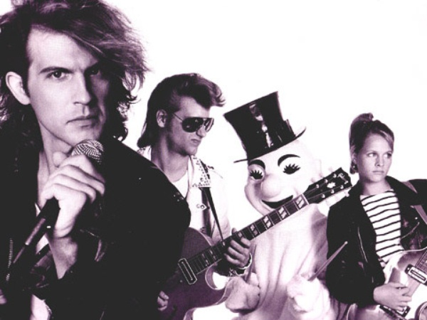 Men Without Hats, Chris Becker, Rare Birds