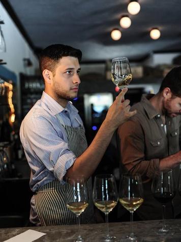 Felipe Riccio bartender Camerata