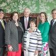 News, Shelby, Men of Distinction luncheon, May 2015, Patrick Riley, Beth St. Raymond, John Riley, Diane Riley, Lizabeth Riley, Thomas Riley