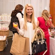 Hillary Barwick at CultureMap Holiday Pop-up Shop 2014