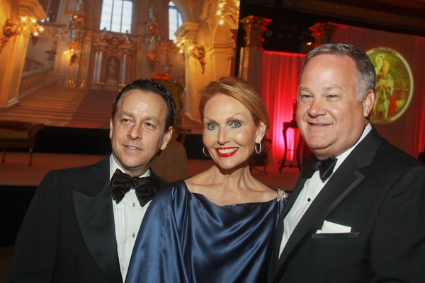 Winter Ball, January 2013, Ray Guyton, Mary Grace Gray, Mark Funk