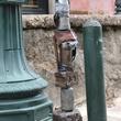 7 art parking meters Houston October 2013