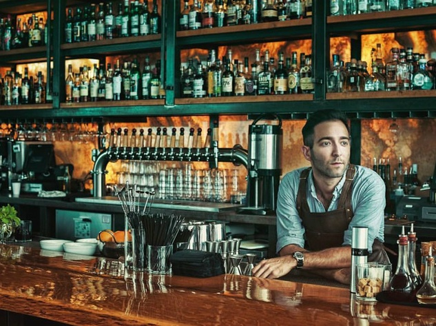 Paramour SA bartender