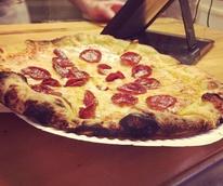 Sulla Strada pizza SATX