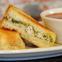 Tom+Chee grilled cheese