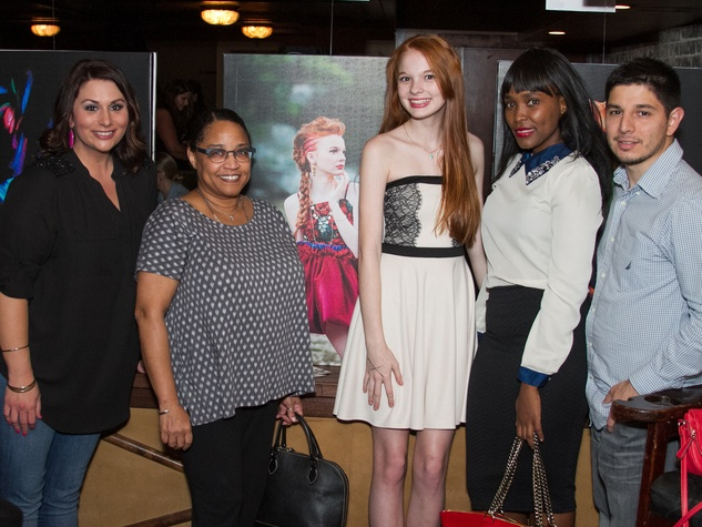FashionXAustin Austin Fashion Week Kickoff 2015 at Speakeasy Team Synergy