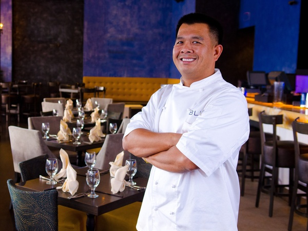 Blu Restaurant &amp; Lounge_Chef Jett Hurapan
