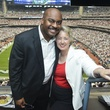 11 Texans owner's suite home opening game September 2013 Jovon Tyler, Mayor Annise Parker