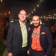 Jeff Gremillion, Todd Ramos at Dress for Success Cuisine for a Cause