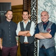 Alex Fletcher, Christian Armando, Drew Garison