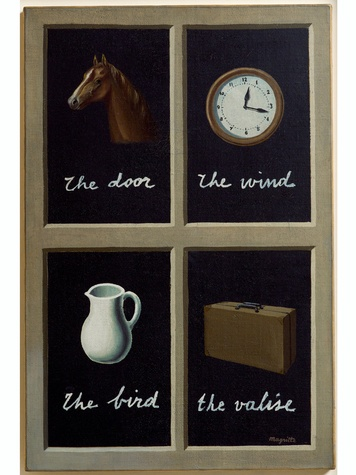 The Menil Magritte The Mystery of the Ordinary February 2014 Interpretation of Dreams