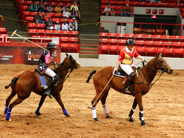 RodeoHouston, polo at the rodeo, March 2013