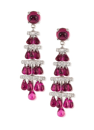 Goshwara Statement Earrings