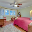 Guest room at 701 S. Clinton Ave. in Oak Cliff