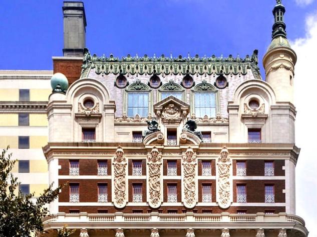The Adolphus Hotel