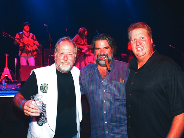 1, Deacons of Deadwood Charity Gala, October 2012, Steve Lamb, David Thomas, Scott Kramer
