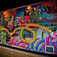 Neiman Marcus holiday windows