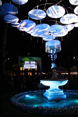 Fountain La Dolce Vita