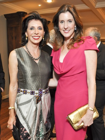 007, Houston Ballet Ball kickoff party, October 2012, Judith Oudt, Phoebe Tudor