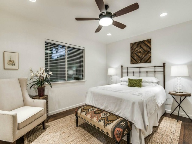 1639 Homewood Pl Dallas house for sale master bedroom